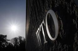 China responds to criticism at WTO over trade policies