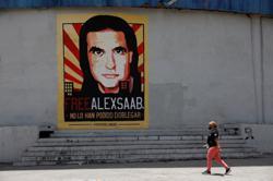 Venezuela envoy Saab to plead not guilty to money laundering - lawyer