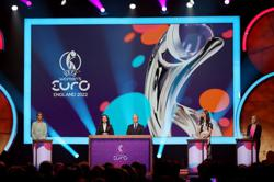 Soccer-Hosts England to face Austria, Norway and N.Ireland at Women's Euro 2022