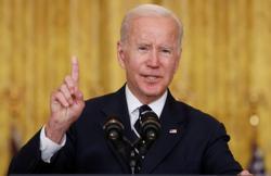 U.S. President Joe Biden to talk supply bottlenecks, Iran on overseas trip - aide